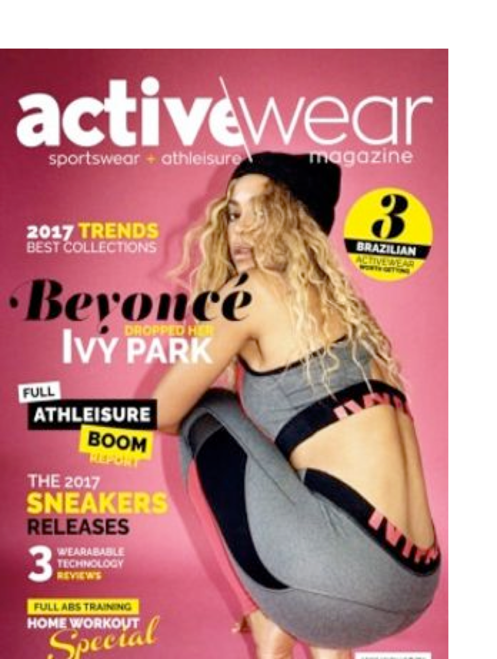 activewear magazine sm