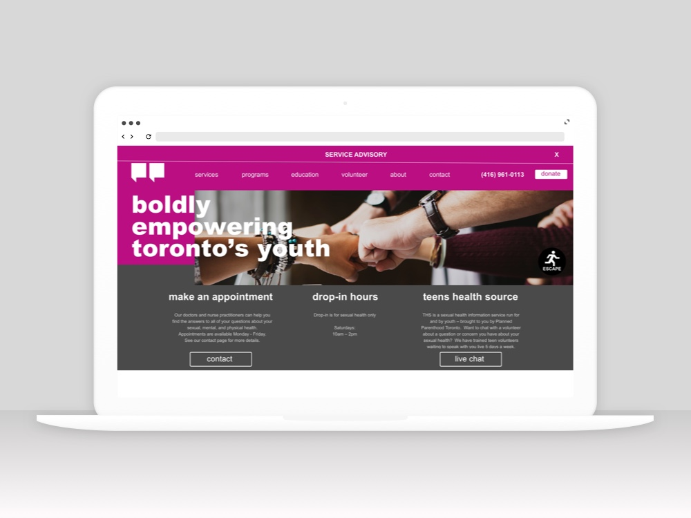 Planned Parenthood Toronto